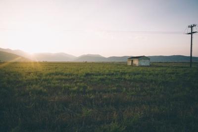 Remote Landscape in Greece