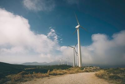 Wind Turbine by Clive Nolan