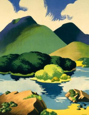 Ireland for Holidays, Killarney by Clodagh Sparrow