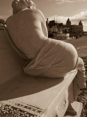 Close-Up of a Statue, Hotel Casino Carrasco, Carrasco, Montevideo, Uruguay