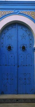 Closed Door of a House, Medina, Sousse, Tunisia
