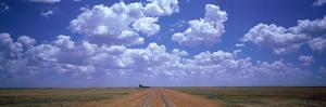 Clouds over Prairie Amarillo Tx