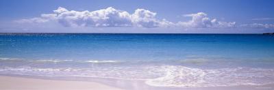 Clouds over Sea, Caribbean Sea, Vieques, Puerto Rico