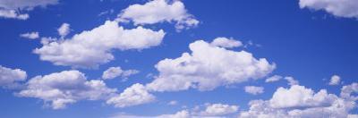 Cloudscape in the Sky, Idaho, USA