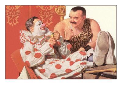 https://imgc.allpostersimages.com/img/posters/clown-relaxing-with-strongman_u-L-P7BO5K0.jpg?p=0