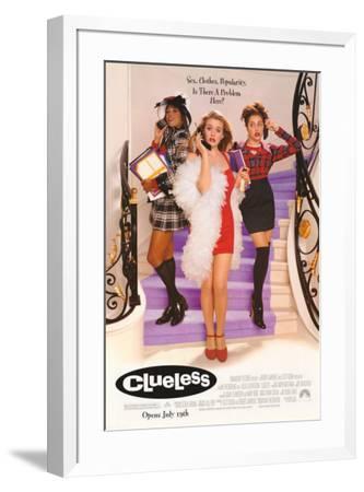 Clueless--Framed Poster