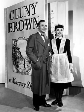 Cluny Brown, Charles Boyer, Jennifer Jones, 1946