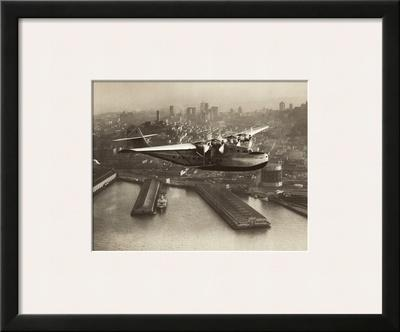 China Clipper, San Francisco, California, 1936