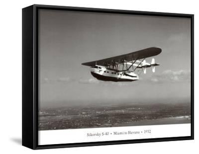 Sikorsky S-40, Miami to Havana, 1932