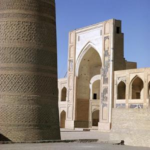 Kalian Mosque in Bukhara, 16th Century by CM Dixon
