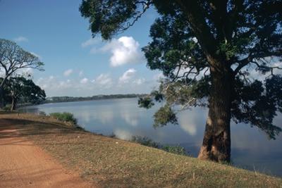 Nuwara Wewa, an Artificial Lake, in Anuradhapura, 2nd Century by CM Dixon