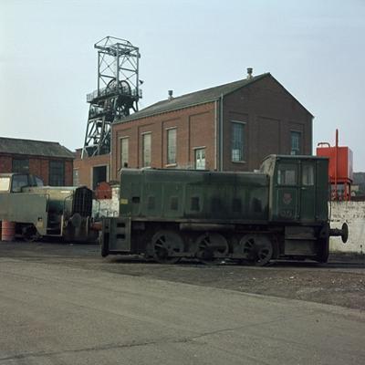 Ormonde Colliery, 1920S by CM Dixon
