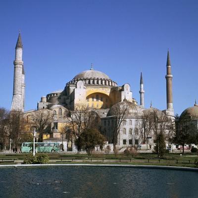 St Sophia in Istanbul