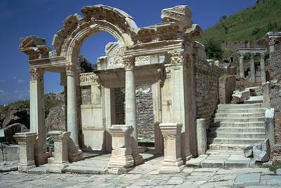 Temple of Hadrian in Ephesus, 2nd Century