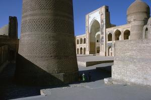 The Kalian Mosque, 12th Century by CM Dixon