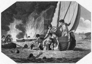 Siege of Gibraltar by CM Metz