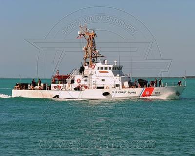 "Coast Guard Cutter ""Ocracoke"" United States Coast Guard"