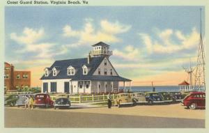 Coast Guard Station, Virginia Beach, Virginia