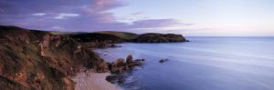 Coastline, Hope Cove, South Hams, Devon, England