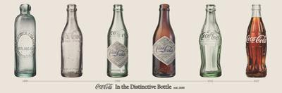 Coca-Cola Evolution (Slim Poster)