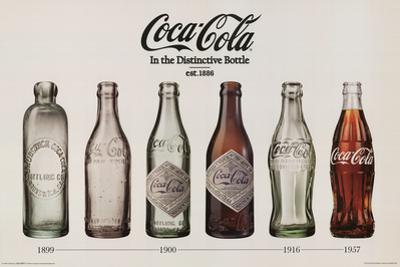 Coca Cola - Evolution