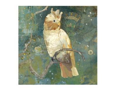 Cockatoo Perched