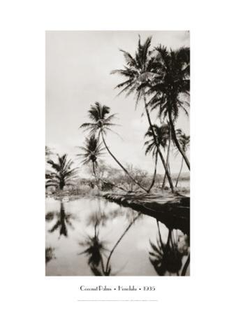 Coco Palms, Honolulu, 1935
