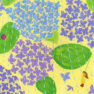 Hydrangea by Coco Yokococo