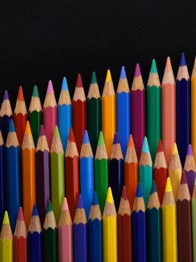 Colored Pencils by Cody Wood