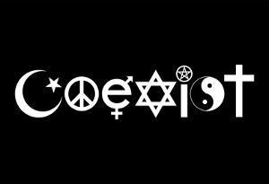 Coexist Black
