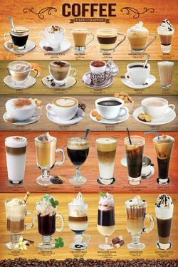 Coffee Mixology Collage