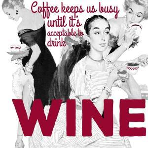 Coffee & Wine