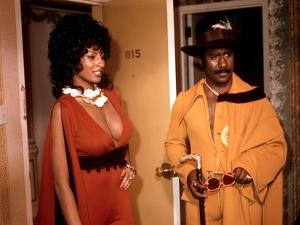 Coffy, Pam Grier, Robert Doqui, 1973