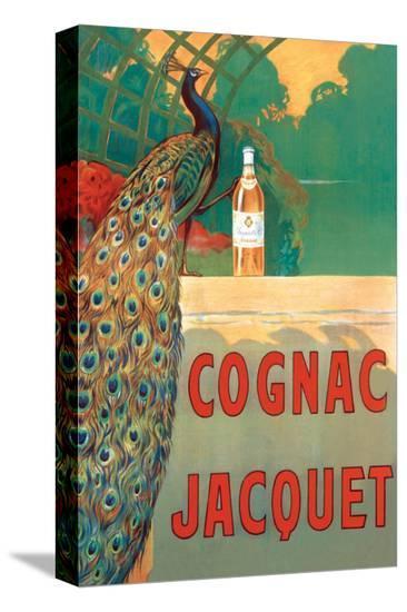 Cognac Jacquet-Camille Bouchet-Stretched Canvas Print