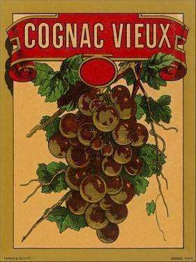 Cognac Vieux Label