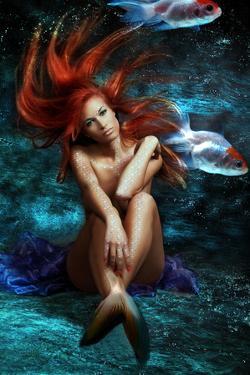 Mermaid by coka