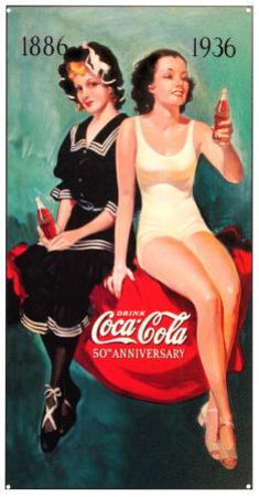 Coke 50th Bathers