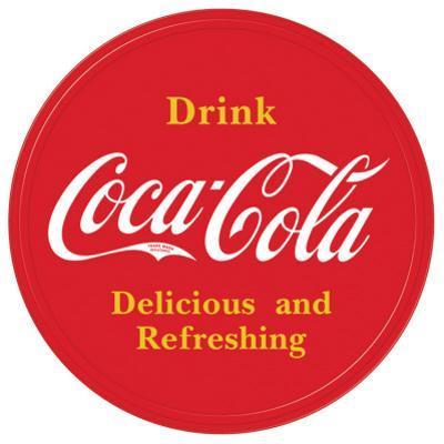 COKE Button Logo