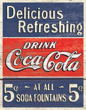 COKE - Delicious 5 Cents