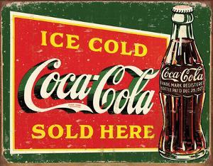 Coke – Ice Cold Green
