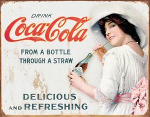 COKE - Thru a Straw