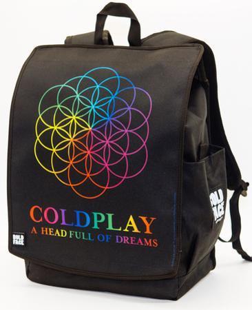 Coldplay Head Full of Dreams Backpack