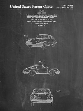 1964 Porsche 911 Patent by Cole Borders