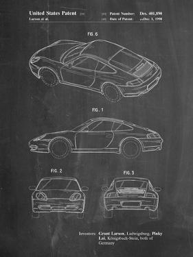 199 Porsche 911 Patent by Cole Borders