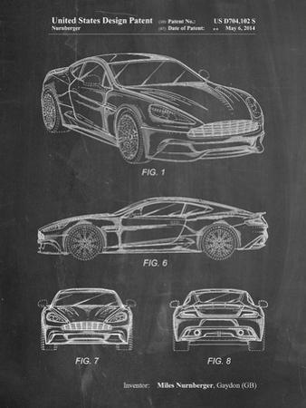 Aston Martin D89 Carbon Edition Patent by Cole Borders