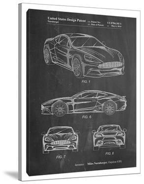 Aston Martin by Cole Borders