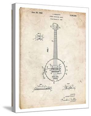 Banjo C by Cole Borders