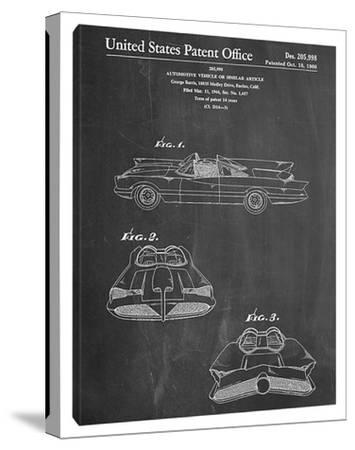 Batmobile 1966 by Cole Borders