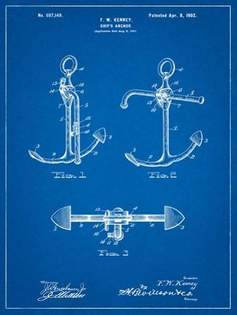 Boat Anchor Patent by Cole Borders