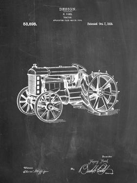 Fordson Tractor Patent by Cole Borders
